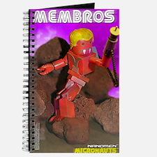 Micronauts Nanomen Sketchbook