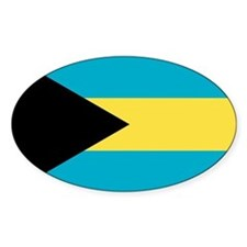 Flag of the Bahamas Decal