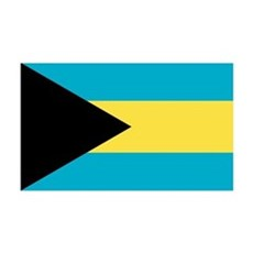 Flag of the Bahamas Wall Decal
