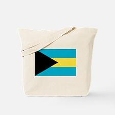 Flag of the Bahamas Tote Bag