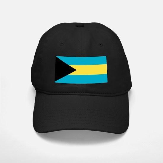 Flag of the Bahamas Baseball Hat