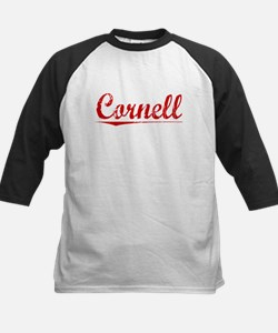 Cornell, Vintage Red Tee