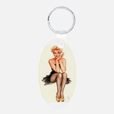The PinUp Girl Keychains
