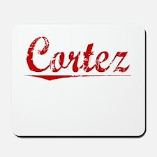 Cortez, Vintage Red Mousepad