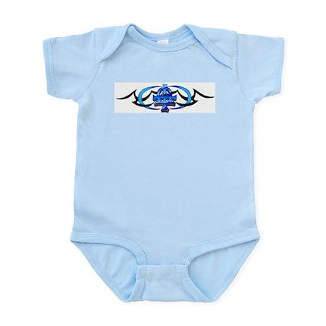 Alpha Omega Tribal Infant Creeper