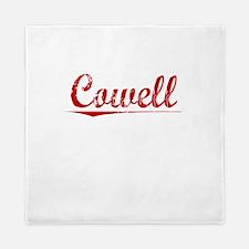 Cowell, Vintage Red Queen Duvet