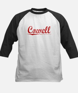 Cowell, Vintage Red Tee