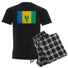 St Vincent Grenadines Flag Pajamas