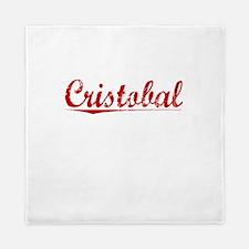 Cristobal, Vintage Red Queen Duvet
