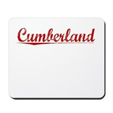 Cumberland, Vintage Red Mousepad