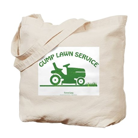 Gump Lawn Service Tote Bag