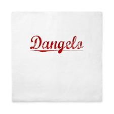 Dangelo, Vintage Red Queen Duvet
