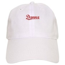Danna, Vintage Red Cap