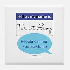 Forrest Gump Tile Coaster