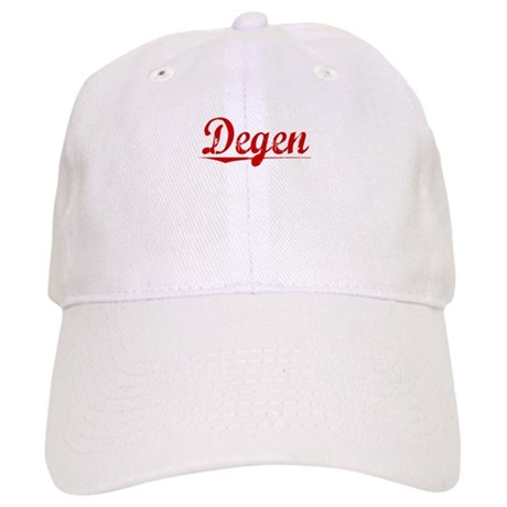 Degen, Vintage Red Cap