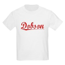 Dobson, Vintage Red T-Shirt