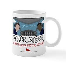 Roger Roger Small Mug