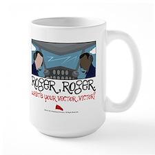 Roger Roger Mug