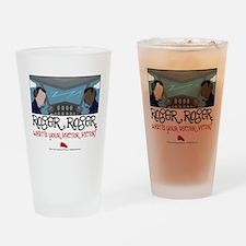 Roger Roger Drinking Glass