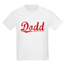 Dodd, Vintage Red T-Shirt
