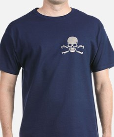 Basic BAMF Skull T-Shirt