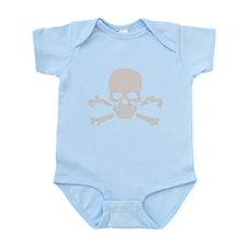 Basic BAMF Skull Infant Bodysuit