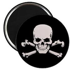Basic BAMF Skull Magnet