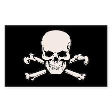 Basic BAMF Skull Decal
