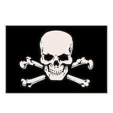 Basic BAMF Skull Postcards (Package of 8)