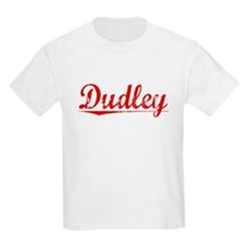Dudley, Vintage Red T-Shirt