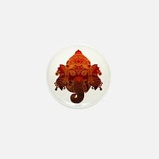 Ganesha Mini Button (10 pack)