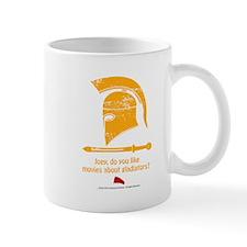 Airplane Gladiator Mug