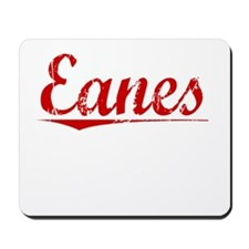 Eanes, Vintage Red Mousepad
