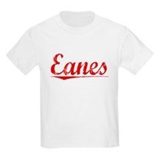 Eanes, Vintage Red T-Shirt