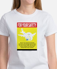 Safety Women's T-Shirt