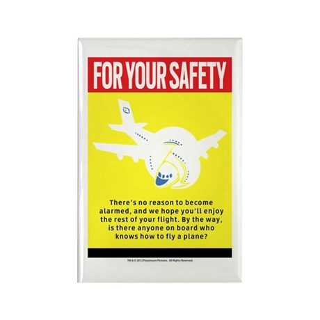 Safety Rectangle Magnet