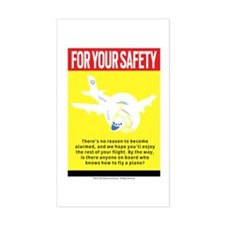 Safety Decal