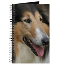 Collie Photography Gifts Journal