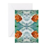 Tigerlily Reflection Greeting Cards (Pk of 10)