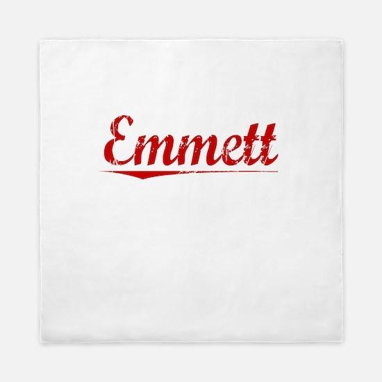 Emmett, Vintage Red Queen Duvet
