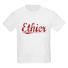 Ethier, Vintage Red T-Shirt