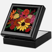 Bouquet Keepsake Box