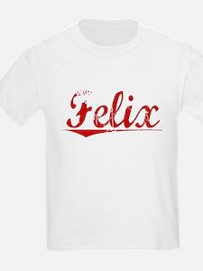 Felix, Vintage Red T-Shirt