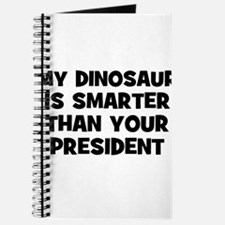 My Dinosaur Is Smarter Than Y Journal