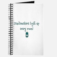 Candlemakers Light... Journal
