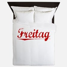 Freitag, Vintage Red Queen Duvet
