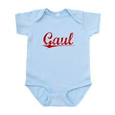 Gaul, Vintage Red Infant Bodysuit