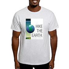 TOP Hike the Earth T-Shirt