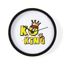 KO King Wall Clock
