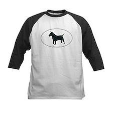 Bull Terrier Silhouette Tee